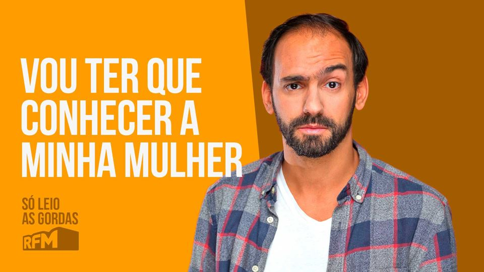 RFM - SÓ LEIO AS GORDAS: VOU T...