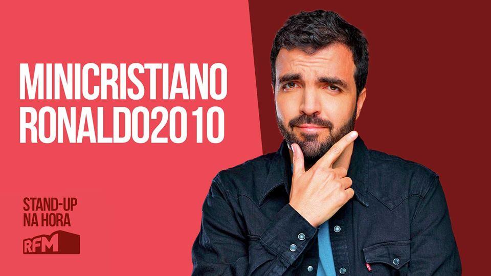 Salvador Martinha: MINI CRISTI...