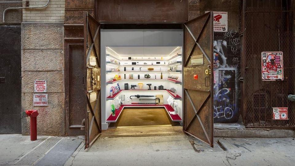 Este é o museu mais pequeno do...