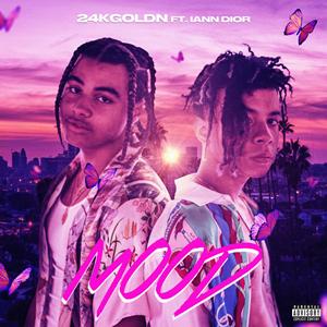 24kGoldn Feat. Iann Dior