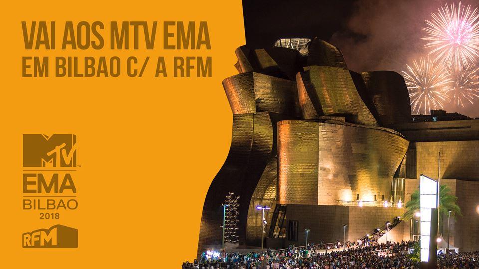 MTV vai a Bilbao com a RFM