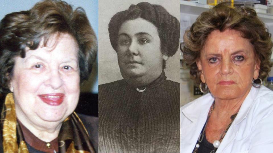 As mulheres que revolucionaram...