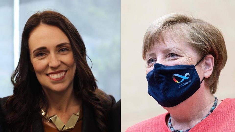 Países liderados por mulheres ...