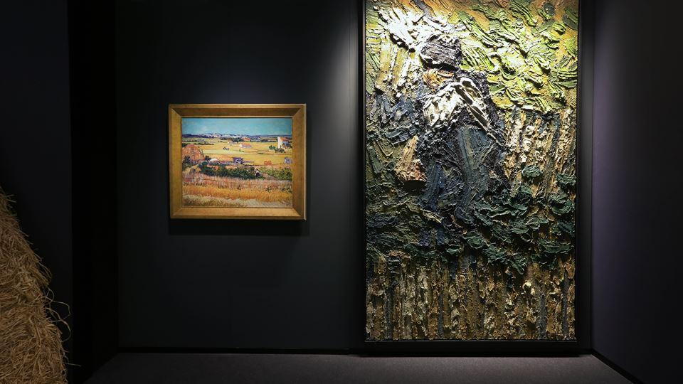 Meeting Van Gogh em Lisboa