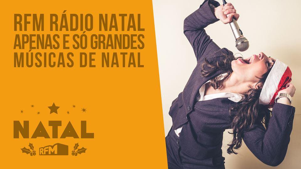 Webrádio RFM Rádio Natal