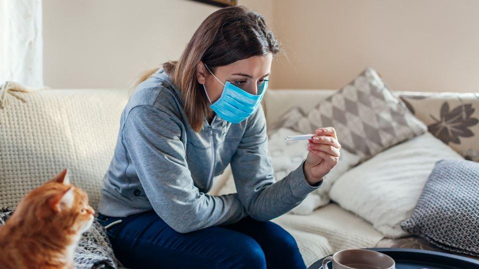 O Coronavírus é altamente contagioso (destaque)