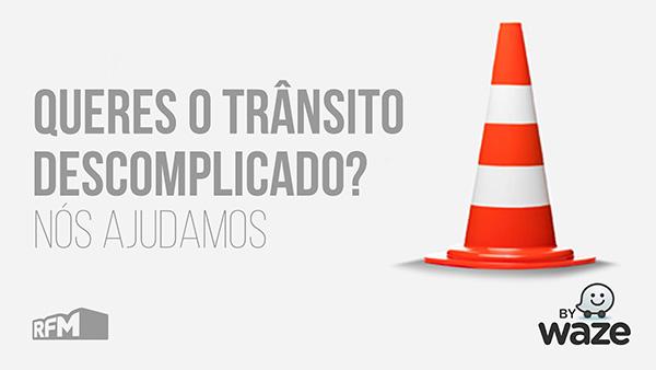 Queres o trânsito descomplicado