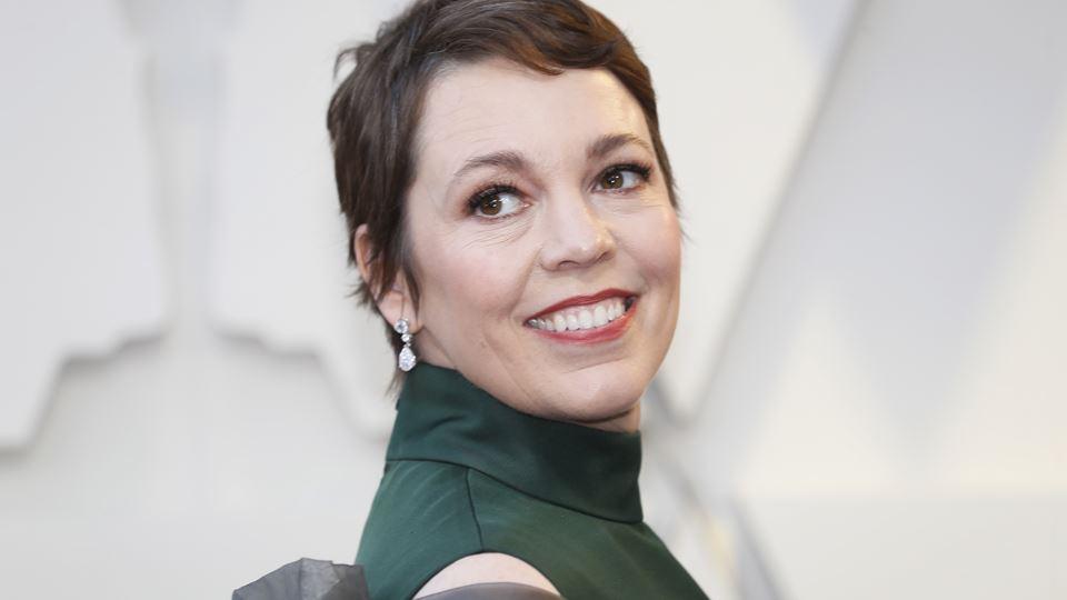 Olívia Coleman ganhou o óscar para melhora atriz pelo filme A favorita