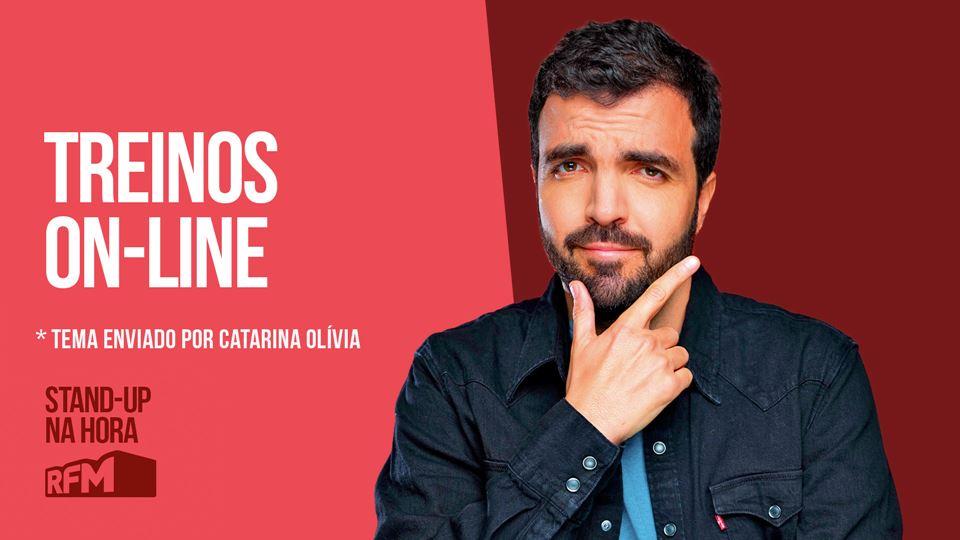 Salvador Martinha: Treinos On-...