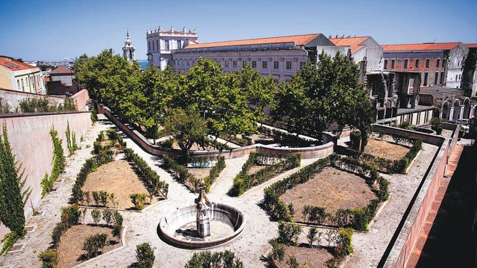 Palácio da Ajuda Cidadania Lx