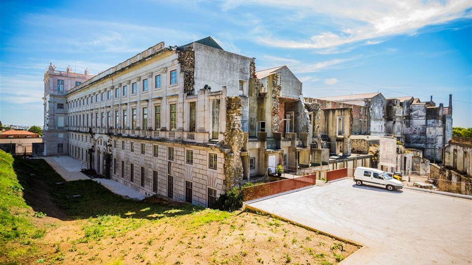 Palácio da Ajuda Diário de Notícias