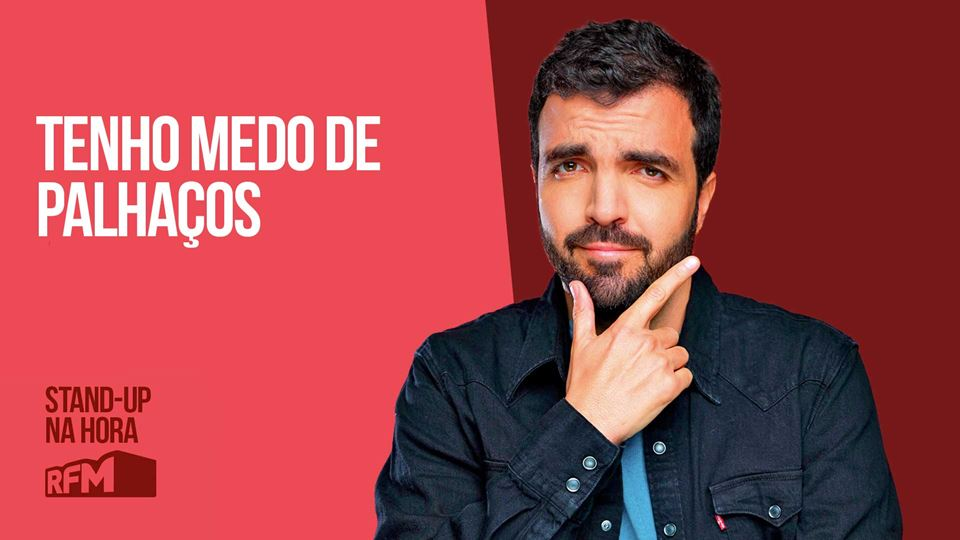 Salvador Martinha: tenho medo ...
