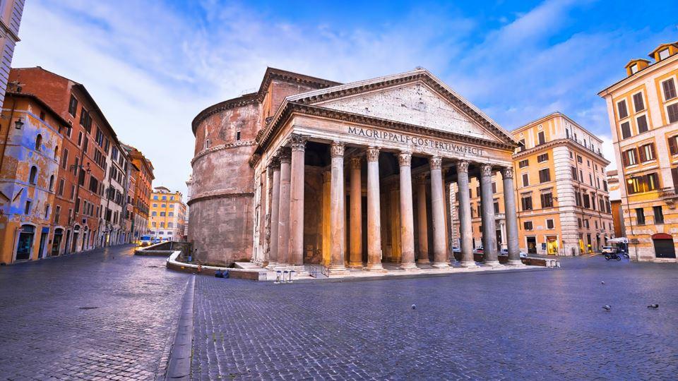 Praça do século II descoberta ...