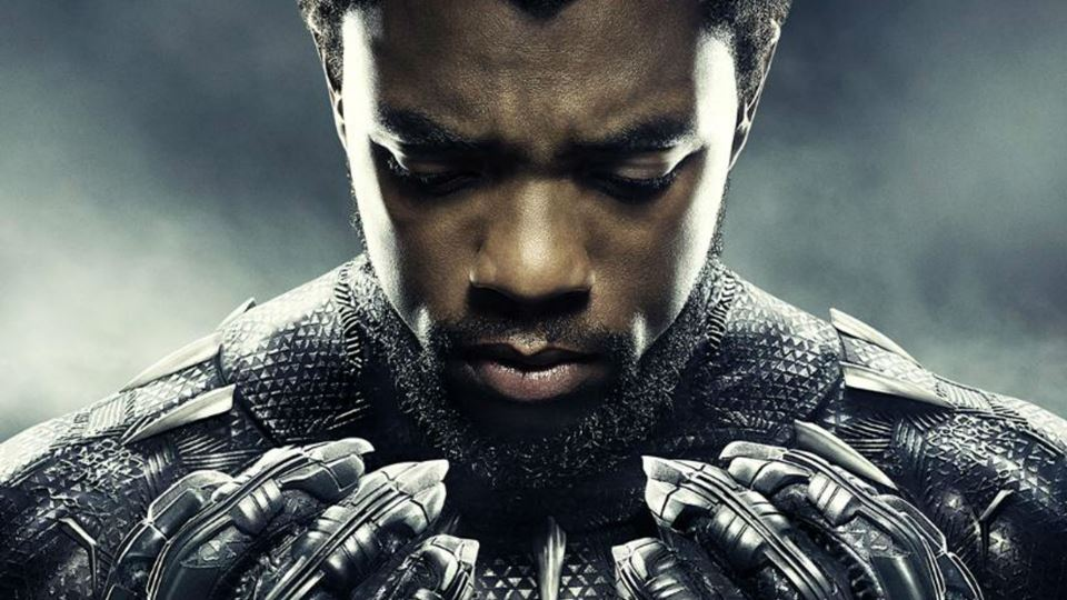 Chadwick Boseman, ator do film...