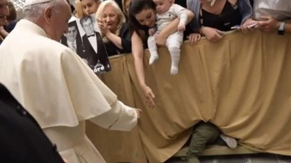papa e miudo escondido