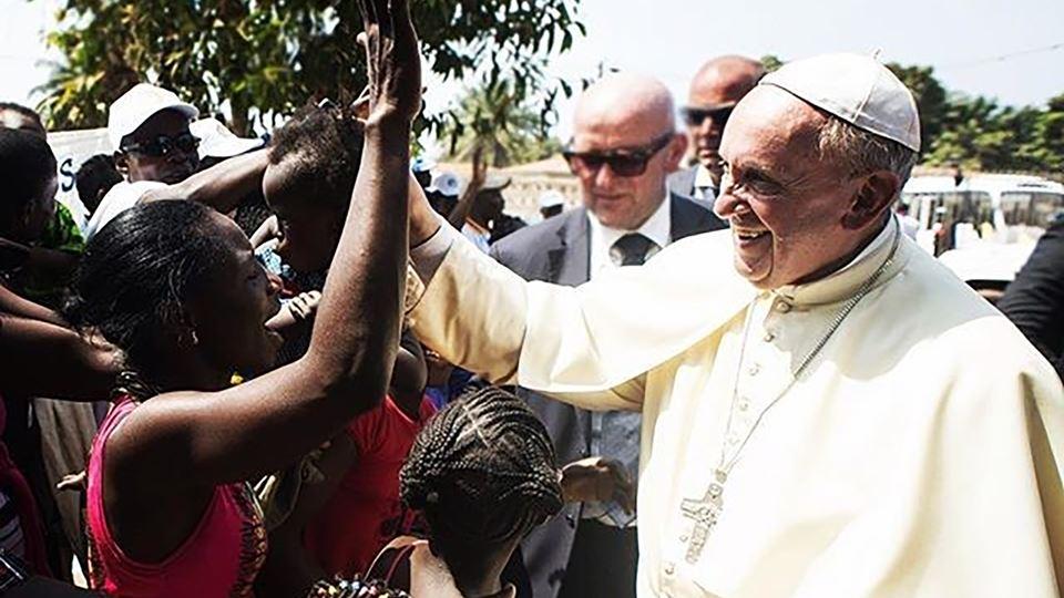5 anos de Papa Francisco!