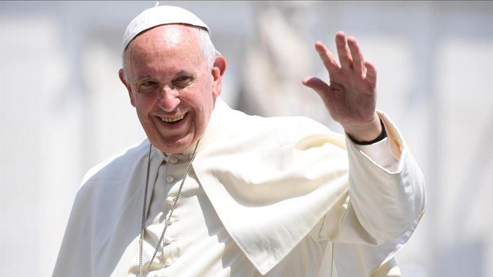 O Papa Francisco vem a Portuga...