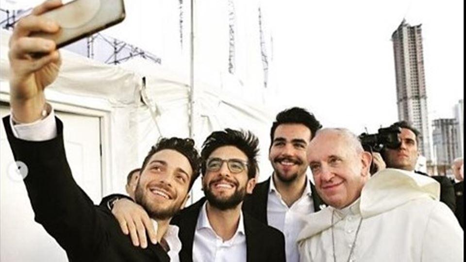 Papa Francisco Jornadas da Juventude Panamá