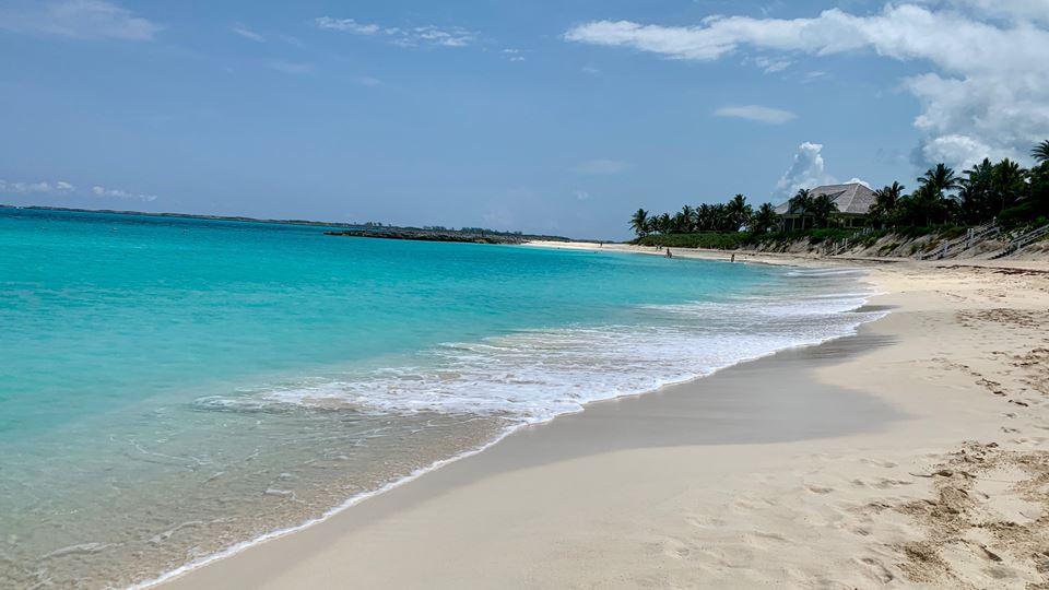 Paradise Island - Cabbage Beach
