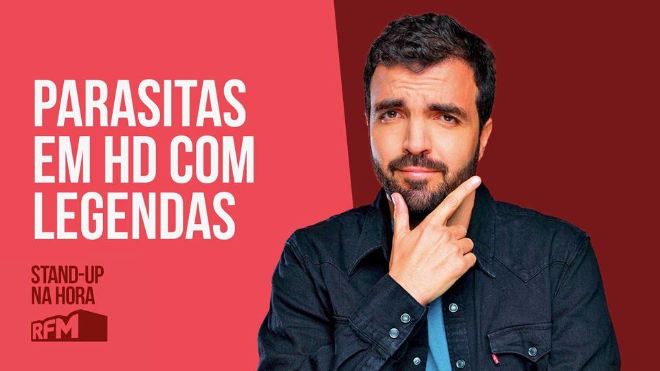 Salvador Martinha: Parasitas e...