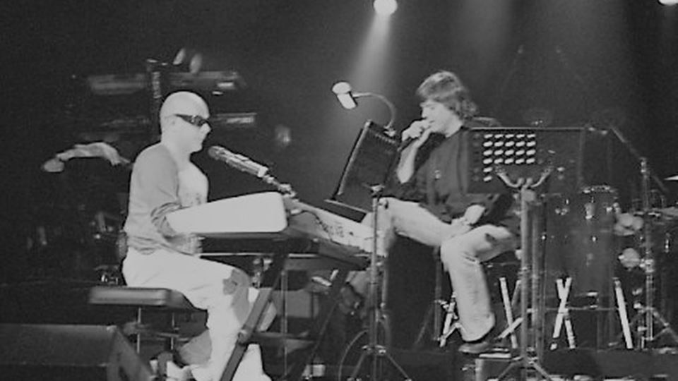 Pedro Abrunhosa e Luís Represas Vilamoura  RFM 2006
