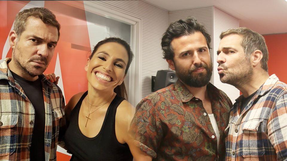 """Joana Cruz e Rodrigo Gomes """"en..."""