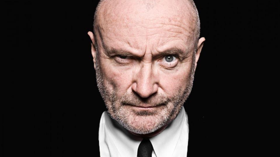 Phil Collins já foi libertado