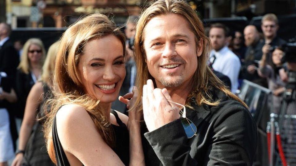 Brad Pitt parece-se sempre com...