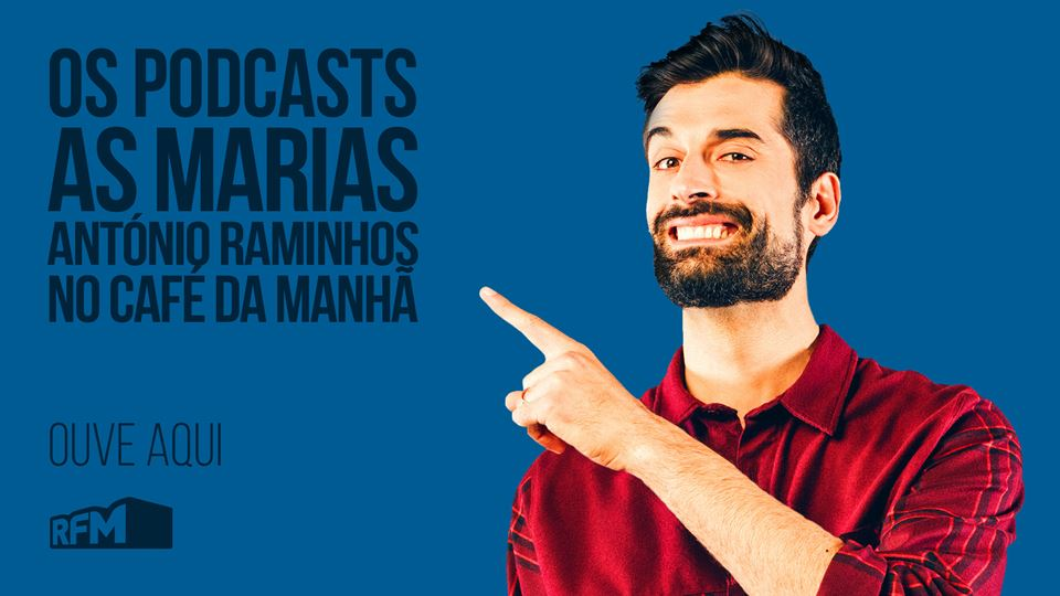 Os podcasts do Raminhos