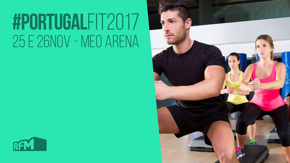 Portugal Fit 2017 Meo Arena