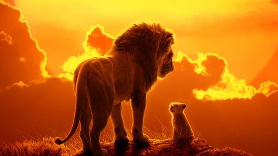 Vê aqui o novo poster do Rei Leão