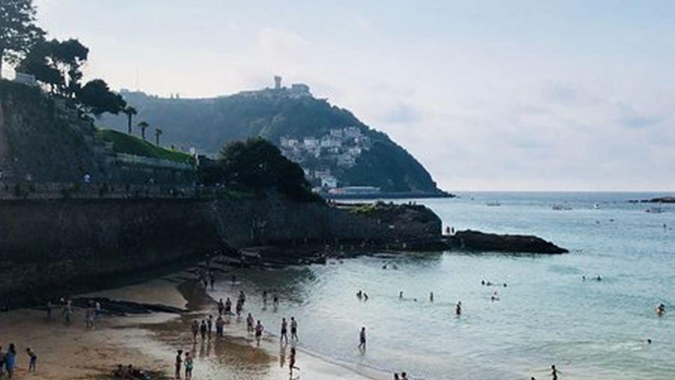 Praia da Concha, Espanha