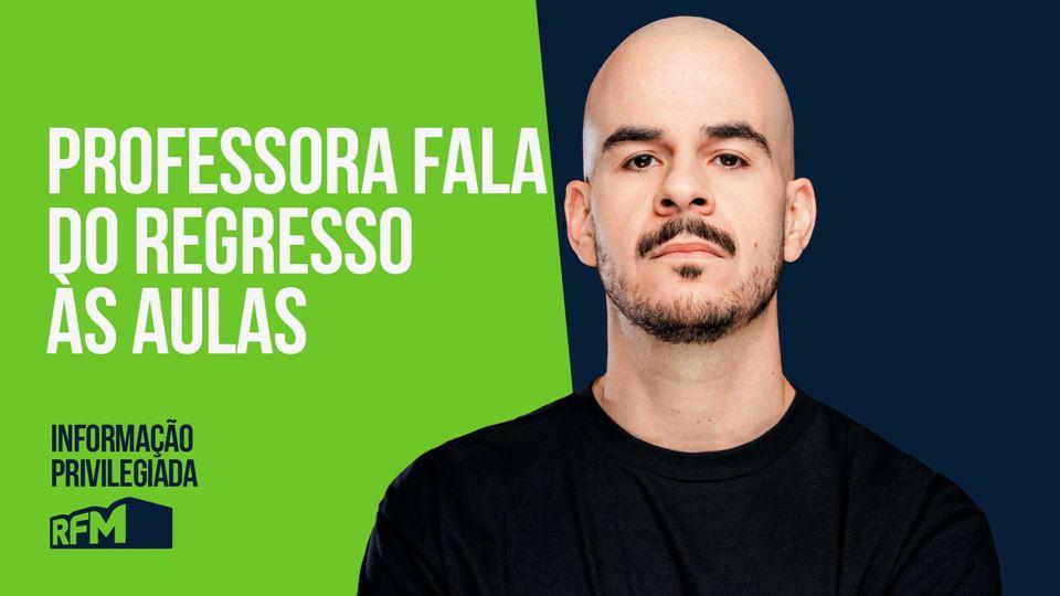 Luís Franco-Bastos: Professora...
