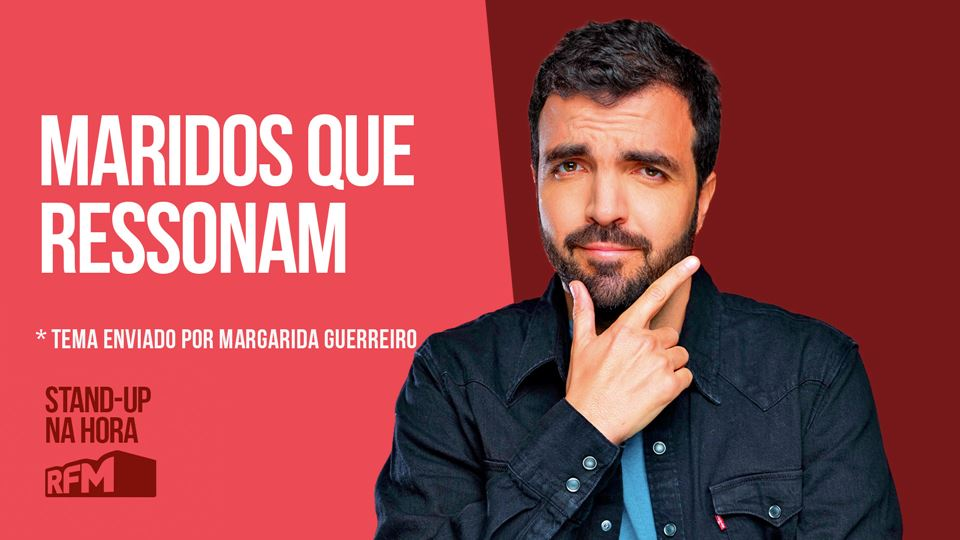 Salvador Martinha: Maridos que...