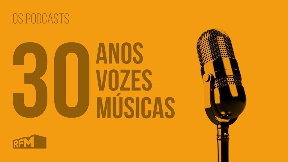 Podcast 30 Anos 30 Vozes 30 Mú...