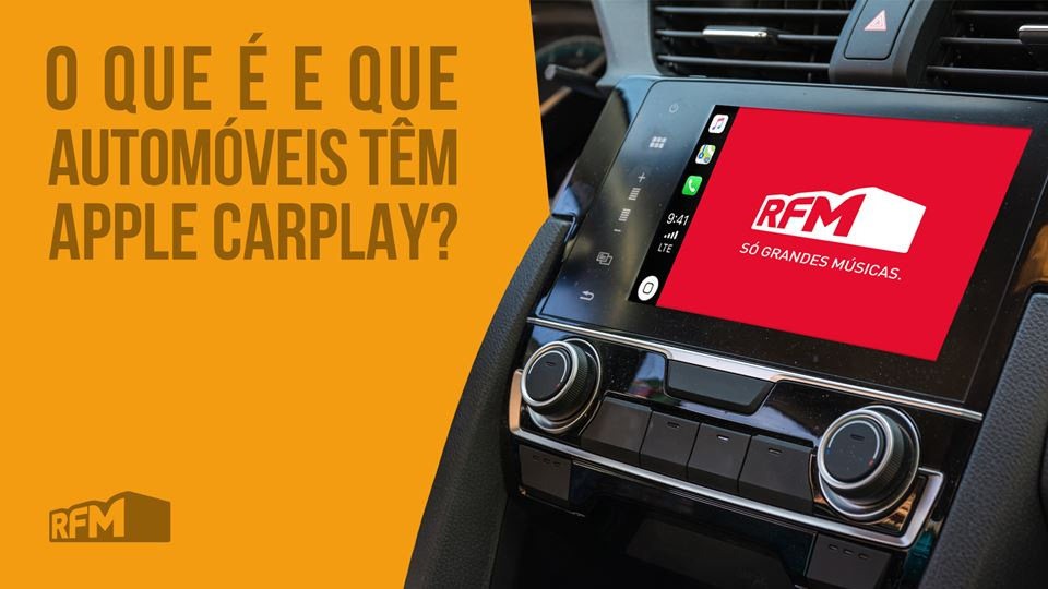 O que é o Apple CarPlay? O meu...