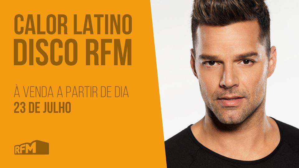CD RFM CALOR LATINO