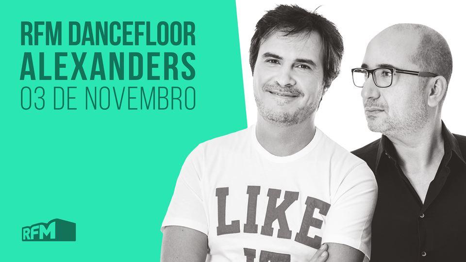 RFM Dancefloor Alexanders