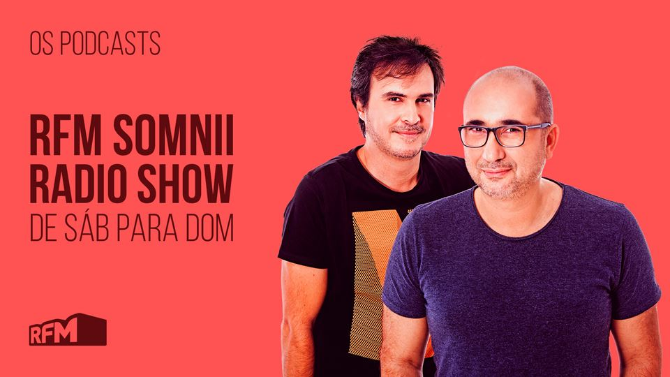 Podcast RFMSOMNII Radio Show