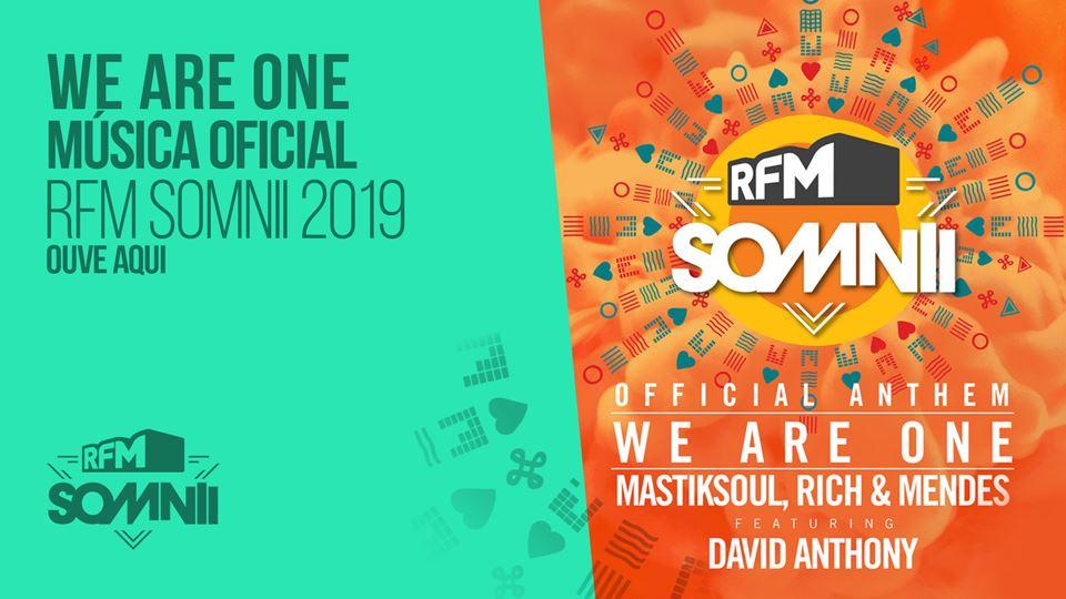 Música RFM Somnii 2019