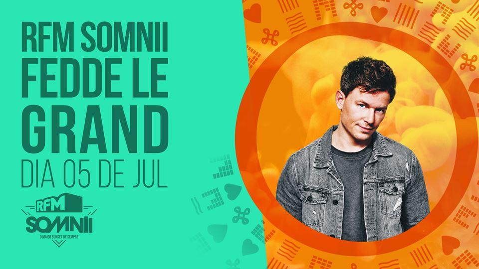 RFM SOMNII 2019 Fedde Le Grand
