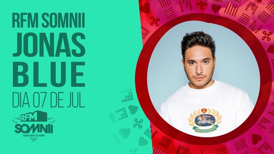 RFM Somnii 2019 Jonas Blue