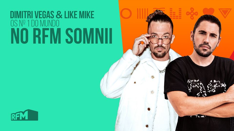 RFM SOMNII 2020 Dimitri Vegas ...