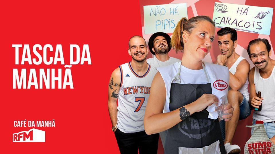 RFM - A TASCA DA MANHÃ - MULTA...