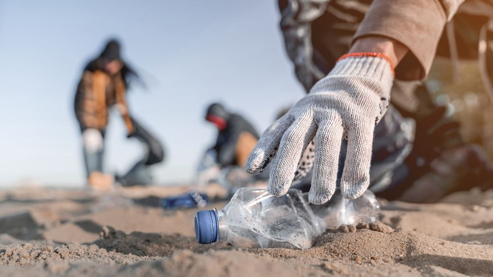 RFM vai apanhar lixo na praia