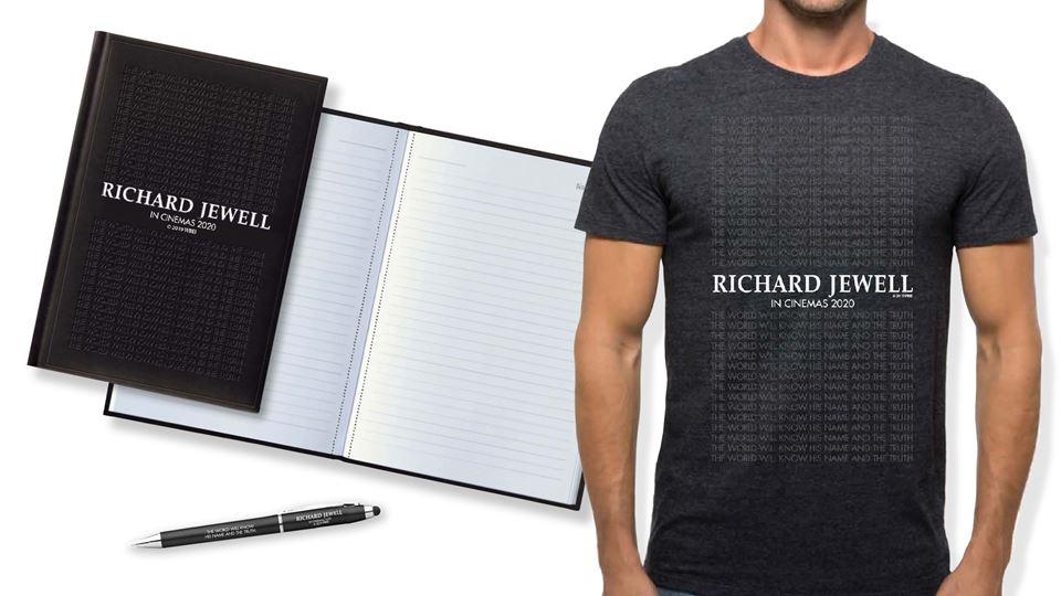 Merchandising O caso de Richard Jewell