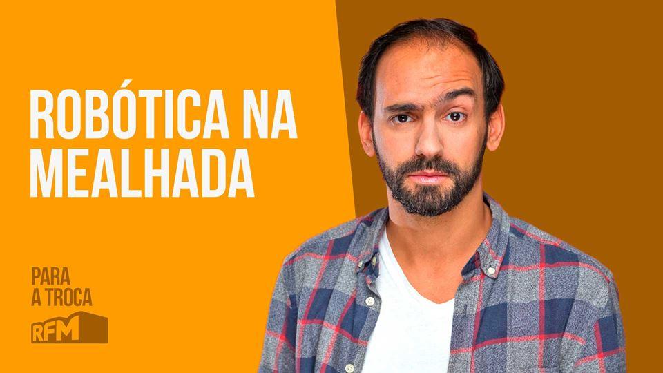 Duarte Pita Negrão: Robótica n...