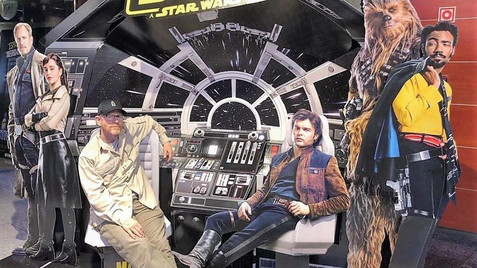 "Realizador de ""Han Solo"" assis..."