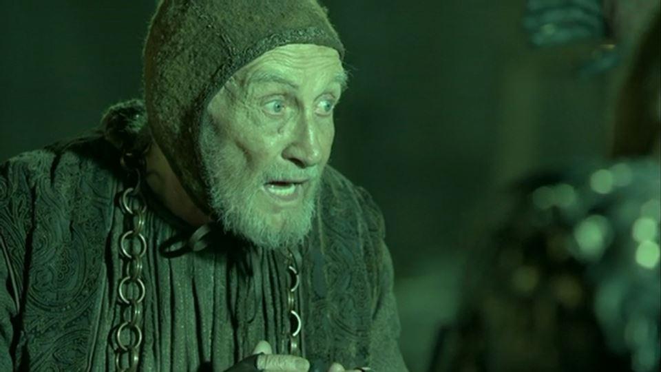 Morreu o ator Roy Dotrice, o H...