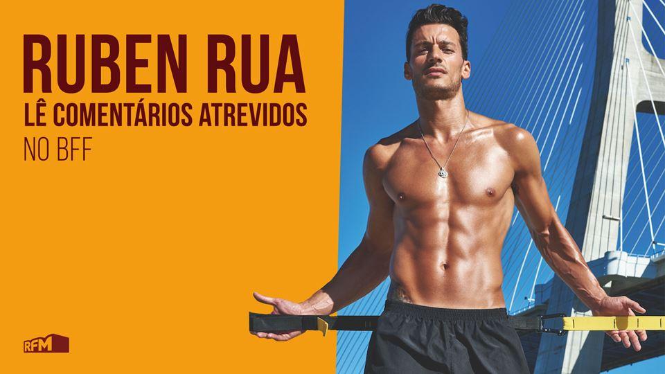 Ruben Rua no BFF